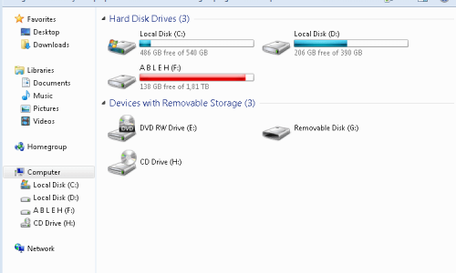 Cara mengatasi Windows Explorer yang otomatis terbuka saat start up